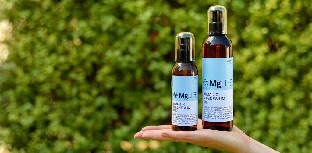 MGLIFE Magnesium oil 1