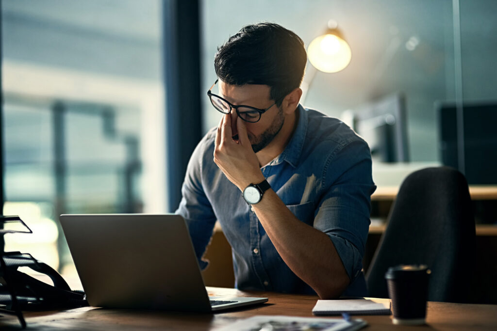 Signs of an unhealthy sleep