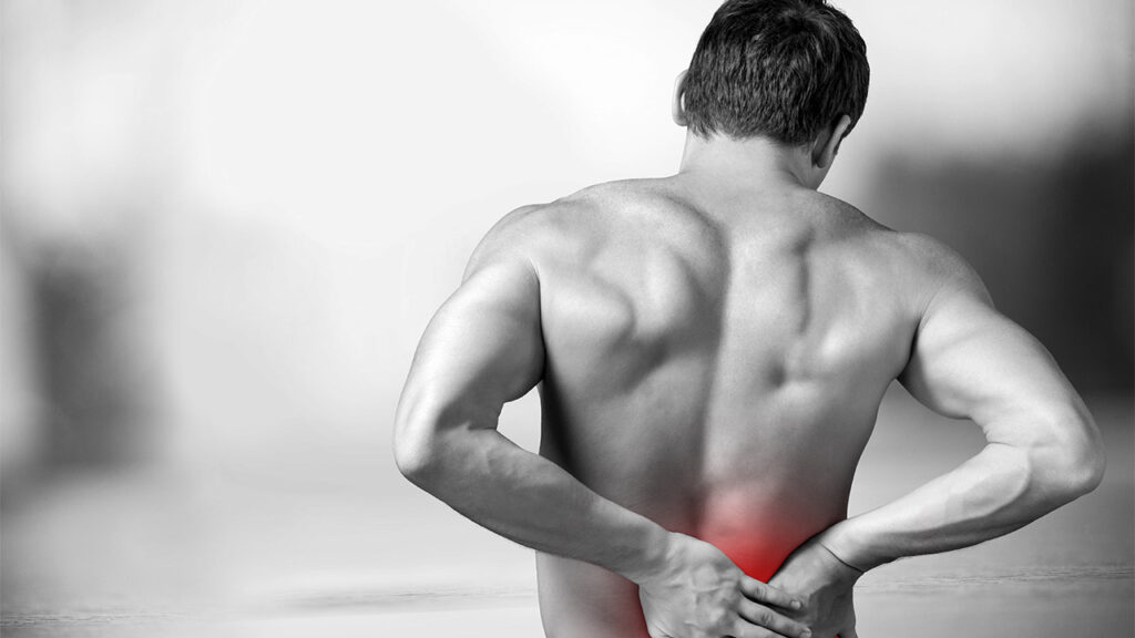 Does having more pain mean more damage
